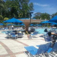Photo taken at Hotel Kualamana by Félix S. on 7/27/2013