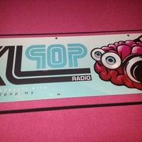 Photo taken at KLpop Radio Konti by Aye on 6/5/2013