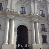 Photo taken at Edificio Moneda Bicentenario by Francisco R. on 1/24/2013