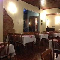 Photo taken at Casa da Pizza by Douglas A. on 4/16/2013