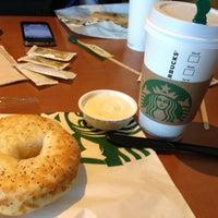 Photo taken at Starbucks by Cenk J. on 1/30/2013