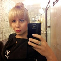 Photo taken at Visionary Салон красоты by Оля Ё. on 6/24/2014