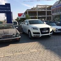 Photo taken at Daimler Özel Servis by Özkan on 7/19/2014