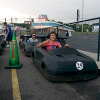 Photo taken at Big Chief's Go Carts by Çağrı Ş. on 7/29/2014