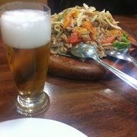 Photo taken at Restaurante Bom Gosto by Luiz O. on 5/24/2013