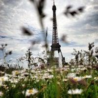 Photo prise au Jardins du Trocadéro par Bois H. le6/3/2013