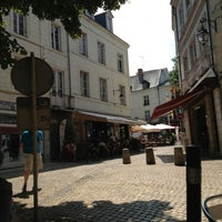 Photo taken at Place Saint-Pierre by Bois H. on 7/17/2013