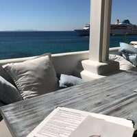 Photo taken at Compass Mykonos by evelyn g. on 9/7/2017