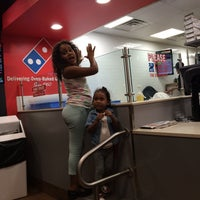 Photo taken at Domino's Pizza by evelyn g. on 9/11/2016