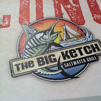 Photo taken at The Big Ketch Saltwater Grill by Hayden R. on 3/16/2013