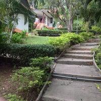 Photo taken at Baan Suan Sook Resort by Max D. on 11/18/2014