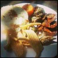 Photo taken at Rufo's Famous Tapa by Erick M. on 2/20/2013