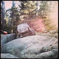 Photo taken at Rubicon Trail by Vannesa V. on 7/14/2013