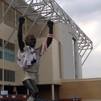 Photo taken at Elland Road by Dave W. on 7/27/2013