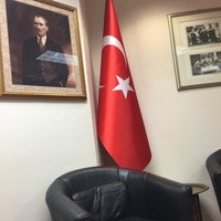 Photo taken at Turkish consulate by Çağrı A. on 5/24/2016