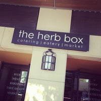 Photo taken at The Herb Box by MoniQue on 3/4/2013