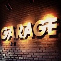 Photo taken at The Garage Restaurant & Bar by MoniQue on 6/4/2013