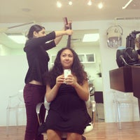 Photo taken at The Root Salon by MoniQue on 6/4/2013