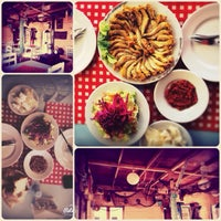 Photo taken at Salaş Cafe by Seyma P. on 1/6/2014
