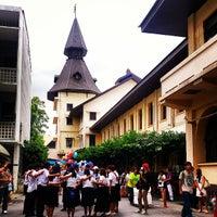 Photo taken at Thammasat University by Nai~Pisage on 7/27/2013