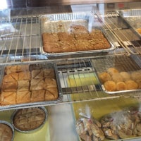 Photo taken at Hellas Pastry Shop by Brett W. on 9/5/2014
