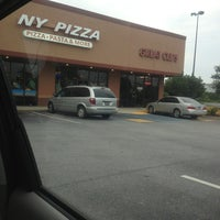 Photo taken at NY Pizza by Mo C. on 7/27/2013