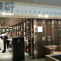 Photo taken at Zilver Restaurant by Nek O. on 12/25/2012