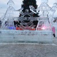 Foto tomada en ТРК «Северный Молл» por Петр Ш. el 2/2/2013