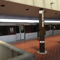 Photo taken at WMATA Yellow Line Metro by Alexander S. on 5/14/2013