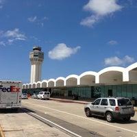 Photo taken at Luis Muñoz Marín International Airport (SJU) by Alexander S. on 5/10/2013