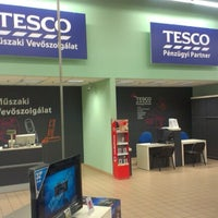 Photo taken at TESCO Hipermarket by Buzási Á. on 2/5/2013