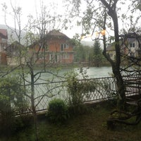 Photo taken at Sanica, Federation of Bosnia & Herzegovina by Majda O. on 4/27/2014