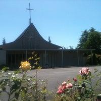 Photo taken at Edmonds Presbyterian Church by Amy D. on 2/4/2013