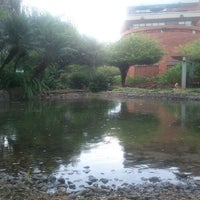 Photo taken at Lago Aulas 4 by Sidney T. on 8/8/2013