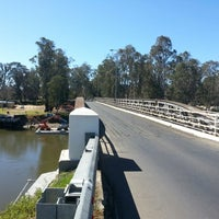Photo taken at Victoria/New South Wales Border by Gökhan O. on 9/8/2014