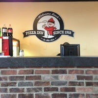 Photo taken at Pizza Inn by Mike R. on 1/17/2013