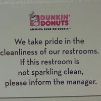 Photo taken at Dunkin' Donuts by Ray L. on 5/19/2013