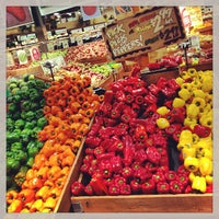 Photo taken at Market District Supermarket by @The Food Tasters on 3/6/2013