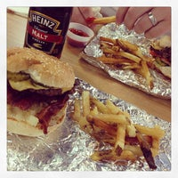 Photo taken at Five Guys by @The Food Tasters on 6/16/2013