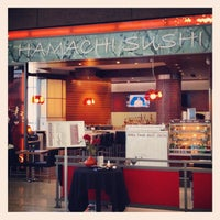 Photo taken at Hamachi Sushi by @The Food Tasters on 2/18/2013