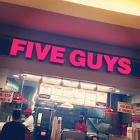 Photo taken at Five Guys by @The Food Tasters on 4/8/2014