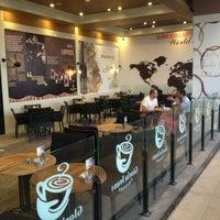 7/22/2013 tarihinde Gloria Jean's Coffees Türkiyeziyaretçi tarafından Gloria Jean's Coffees'de çekilen fotoğraf
