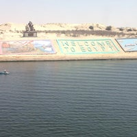 Photo taken at Suez Canal by Necati A. on 8/30/2017