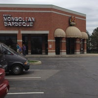 Photo taken at BD's Mongolian Barbeque by Talya W. on 4/27/2013