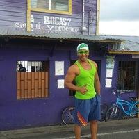 Photo taken at Bocas Marine Tours by alvaro r. on 4/17/2014