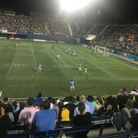 Photo taken at FIU Stadium by Anna A. on 4/10/2016