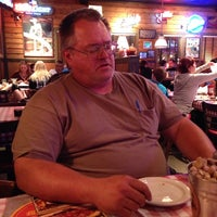 Photo taken at Logan's Roadhouse by Dave on 10/8/2013