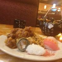 Photo taken at Tsunami Sushi & Hibachi Grill by Rich L. on 2/21/2013
