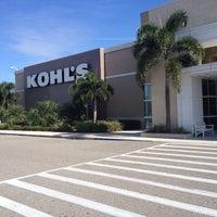 Photo taken at Kohl's Brandon by Rich L. on 8/29/2014
