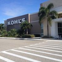 Photo taken at Kohl's Brandon by Rich L. on 12/11/2013